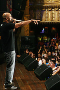 Common at The Common and Friends Benefit concert for The Common Ground Foundation held at  The House of Blues in Chicago on September 26, 2008..The Common Ground Foundation was created by Hip Hop artist, actor and children?s author Lonnie Rashid Lynn, known as ?Common?. Common?s social-conscience message serves as inspiration for equality, opportunity and hope among youth in underserved communities. The Foundation is committed to empowering youth in urban neighborhoods and providing life skills needed to achieve their dreams..