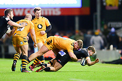 Exeter Chiefs v Wasps - Mandatory by-line: Dougie Allward/JMP - 30/11/2019 - RUGBY - Sandy Park - Exeter, England - Exeter Chiefs v Wasps - Gallagher Premiership Rugby