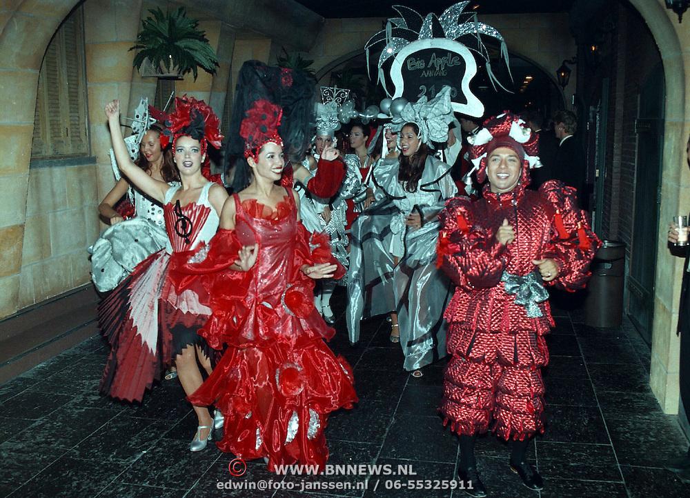 Gala Barcelona Aalsmeer, danseressen