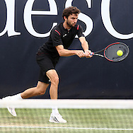 Gilles Simon during the Mercedes Cup at Tennisclub Weissenhof, Stuttgart, Germany.<br /> Picture by EXPA Pictures/Focus Images Ltd 07814482222<br /> 09/06/2016<br /> *** UK &amp; IRELAND ONLY ***<br /> EXPA-EIB-160609-0036.jpg