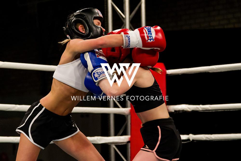 www.sportindetail.nl, Kickboksen