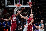 Nemanja Nedovic <br /> A X Armani Exchange Olimpia Milano - Vanoli Cremona <br /> Basket Serie A LBA 2019/2020<br /> Milano 09 February 2020<br /> Foto Mattia Ozbot / Ciamillo-Castoria