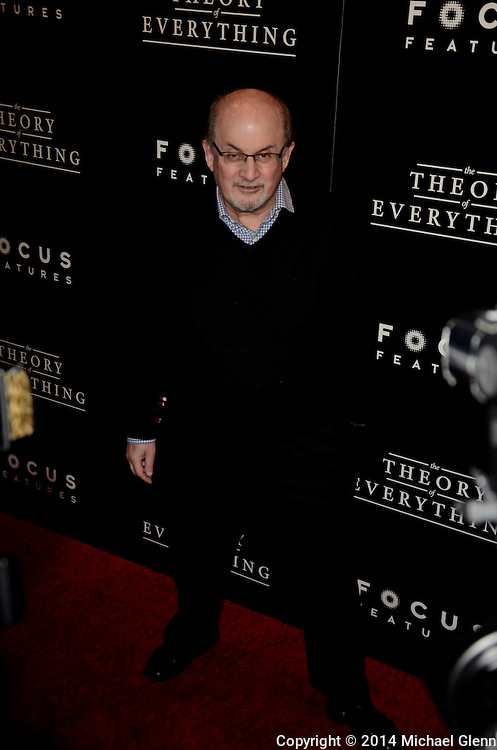 NYC, New York - October 20: Fisher Stevens on the red carpet for their new motion picture The Theory of Everything at Museum of Modern Art MOMA on October 20, 2014 in New York, New York. Photo Credit: Michael Glenn / Retna Ltd
