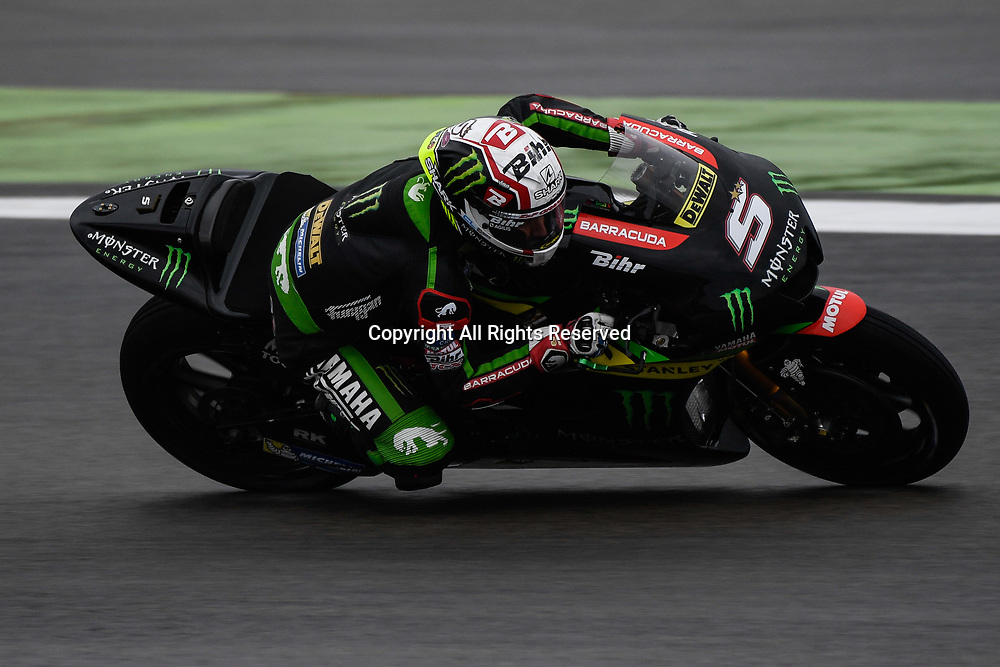 June 24th 2017, TT Circuit, Assen, Netherlands; MotoGP Grand Prix TT Assen, Qualifying Day; Johann Zarco (Monster Yamaha Tech 39) during the qualifying sessions where he took pole