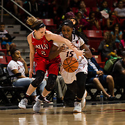 01/27/2018 - Women's Basketball v UNLV