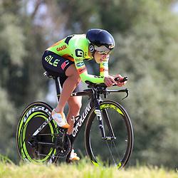 29-08-2017: Wielrennen: Boels Ladies Tour: Wageningen   <br /> Janneke Ensing