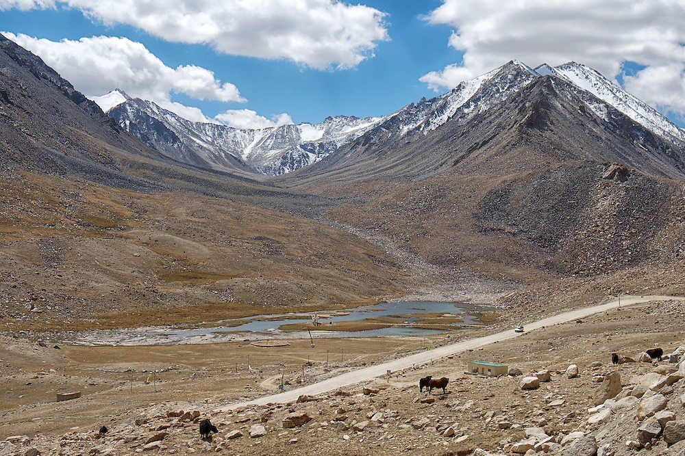 Moutains in Leh