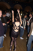 Liberty Ross, Stella McCartney shop opening after-party, Annabels, Berkeley Sq.  London. 15 May 2003. © Copyright Photograph by Dafydd Jones 66 Stockwell Park Rd. London SW9 0DA Tel 020 7733 0108 www.dafjones.com