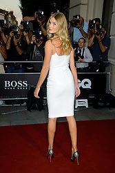 GQ Men of the Year Awards 2013. <br /> Rosie Huntington Whiteley during the GQ Men of the Year Awards, the Royal Opera House, London, United Kingdom. Tuesday, 3rd September 2013. Picture by Chris  Joseph / i-Images