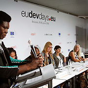 20160615 - Brussels , Belgium - 2016 June 15th - European Development Days - Culture and sustainable growth - Etienne Minoungou , Culturel entrepreneur © European Union