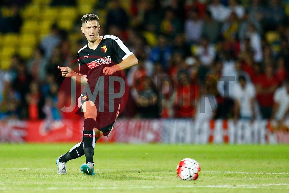 Craig Cathcart of Watford - Mandatory by-line: Jason Brown/JMP - Mobile 07966 386802 31/07/2015 - SPORT - FOOTBALL - Watford, Vicarage Road - Watford v Sevilla - Pre-Season Friendly
