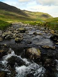 UK ENGLAND CUMBRIA 1JUN06 - Lake District National Park view between Wrynose and Hardknott Pass. ..jre/Photo by Jiri Rezac..© Jiri Rezac 2006..Contact: +44 (0) 7050 110 417.Mobile:  +44 (0) 7801 337 683.Office:  +44 (0) 20 8968 9635..Email:   jiri@jirirezac.com.Web:    www.jirirezac.com..© All images Jiri Rezac 2006 - All rights reserved.