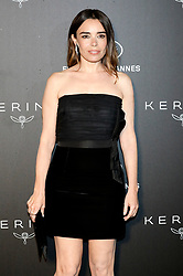 May 19, 2019 - Cannes, Alpes-Maritimes, Frankreich - Elodie Bouchez at the Kering and Cannes Film Festival Official Dinner during the 72nd Cannes Film Festival at Place de la Castre on May 19, 2019 in Cannes, France (Credit Image: © Future-Image via ZUMA Press)