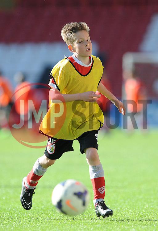 - Photo mandatory by-line: Dougie Allward/JMP - Mobile: 07966 386802 - 12/05/2015 - SPORT - Football - Bristol - Ashton Gate Stadium - Bristol City Academy