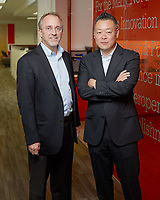 29 September 2014<br /> Fuhu<br /> CEO - Jim Mitchell<br /> Founder - Robb Fujioka