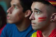 Last minutes 2-0 wins Spain