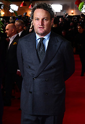 Jason Clarke attending the world premiere of The Aftermath, held at the Picturehouse Central Cinema, London
