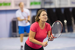 Justina Jocif at Istenic doubles Tournament and Slovenian Tennis personality of the year 2014 annual awards presented by Slovene Tennis Association TZS , on December 6, 2014 in Millenium Centre, BTC, Ljubljana, Slovenia. Photo by Vid Ponikvar / Sportida