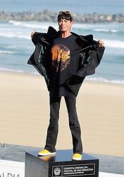 23.09.2011, Sebastian Donostia, ESP, 59. San Sebsatian Filmfestival, Zinemaldia, im Bild French actress Geraldine Chaplin during the 59th San Sebastian Donostia International Film Festival - Zinemaldia.September 23,2011. EXPA Pictures © 2011, PhotoCredit: EXPA/ Alterphoto/ Acero +++++ ATTENTION - OUT OF SPAIN/(ESP) +++++