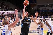 Toto Forray<br /> Dolomiti Energia Aquila Basket Trento - Happy Casa New Basket Brindisi<br /> LegaBasket Serie A 2017/2018<br /> Trento, 08/04/2018<br /> Foto M.Ceretti / Ciamillo - Castoria