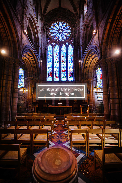 St Magnus Cathedral - Britain's most northerly Cathedral.<br /> St Magnus Cathedral known as the 'Light in the North' was founded in 1137 by the Viking, Earl Rognvald, in honour of his uncle St Magnus.<br /> <br /> (c) Andrew Wilson   Edinburgh Elite media
