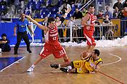 DESCRIZIONE : Vigevano Lega A2 2009-10 Playoff Miro Radici Fin. Vigevano - Trenkwalder Reggio Emilia<br /> GIOCATORE : Bertolazzi<br /> SQUADRA : Vigevano<br /> EVENTO : Playoff Lega A2 2009-2010<br /> GARA : Miro Radici Fin. Vigevano - Trenkwalder Reggio Emilia<br /> DATA : 14/05/2010<br /> CATEGORIA : Equilibrio<br /> SPORT : Pallacanestro <br /> AUTORE : Agenzia Ciamillo-Castoria/D.Pescosolido