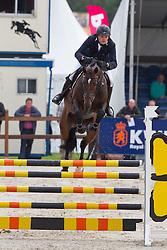 Brinkman Tom (NED) - Arthos R<br /> KWPN Paardendagen 2011 - Ermelo 2011<br /> © Dirk Caremans