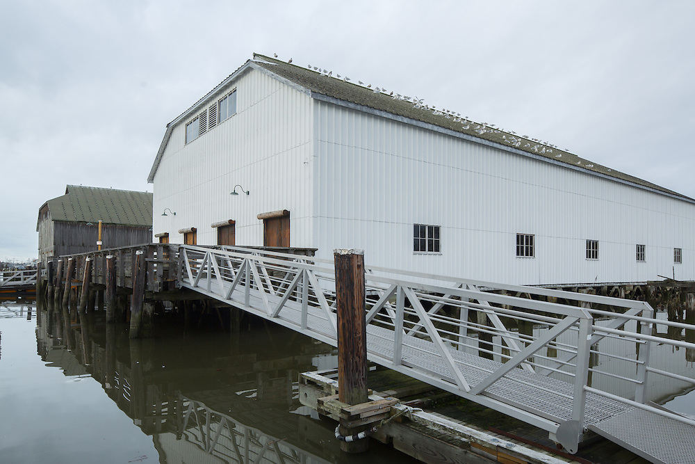 Britannia Heritage Shipyards, Steveston, British Columbia | Ratio Architecture | 2014