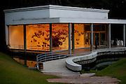 Brumadinho_MG, Brasil...Galeria True Rouge no Centro de Arte Contemporanea Inhotim (CACI)...The True Rouge gallery in the Inhotim Contemporary Art Center (CACI)...Foto: BRUNO MAGALHAES / NITRO