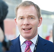 Labour Annual Conference<br /> at the Echo Arena &amp; BT Convention Centre, Liverpool, Great Britain <br /> 25th to 28th September 2011 <br /> <br /> Chris Bryant <br /> MP<br /> Shadow Minister for Political and Constitutional Reform<br /> <br /> Photograph by Elliott Franks