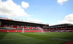 General view of the City Ground before the match - Mandatory by-line: Jack Phillips/JMP - 06/08/2016 - FOOTBALL - The City Ground - Nottingham, England - Nottingham Forest v Burton Albion - EFL Sky Bet Championship
