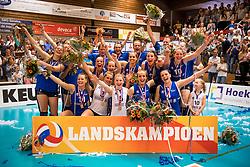 06-05-2017 NED: Finale play off Sliedrecht Sport - VC Sneek, Sliedrecht<br /> Sliedrecht is Nederlands kampioen 2016-2017