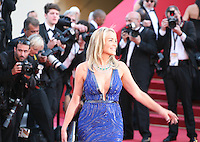 Actress Sharon Stone at the 'Behind The Candelabra' gala screening at the Cannes Film Festival  Tuesday 21 May 2013