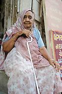 On the streets of Jamnagar, Gujarat.