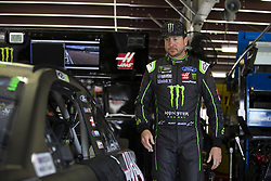 July 21, 2018 - Loudon, New Hampshire, United States of America - Kurt Busch (41) gets ready to practice for the Foxwoods Resort Casino 301 at New Hampshire Motor Speedway in Loudon, New Hampshire. (Credit Image: © Stephen A. Arce/ASP via ZUMA Wire)