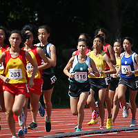 A Division Girls 3000m