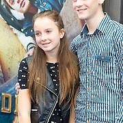 NLD/Amsterdam/20150620- Filmpremiere Code M, Jada Borsato en vriendje Roeland Beelen