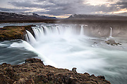 Goðafoss is located in the north-east-Iceland. .www.gyda.is