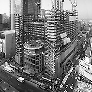 New York Construction - Stock Photographs