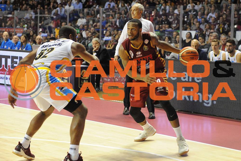 MarQuez Haynes<br /> Umana Reyer Venezia - Vanoli Cremona<br /> Lega Basket Serie A 2016/2017<br /> Venezia 30/10/2016<br /> Foto Ciamillo-Castoria