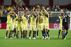 Manchester United vs Club America - 19 July 2018