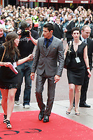 Alex Meraz The Twilight Saga: Eclipse UK Gala Premiere, Leicester Square Gardens, London, UK, 01 July 2010:  For piQtured Sales contact: Ian@Piqtured.com +44(0)791 626 2580 (Picture by Richard Goldschmidt/Piqtured)
