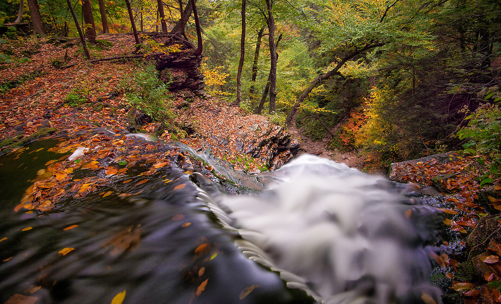 Ganoga Glen, Ricketts Glen State Park, Pennsylvania.