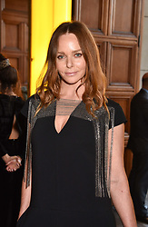 Stella McCartney at Fashioned From Nature held at The V&A Museum, London, England. 18 April 2018.