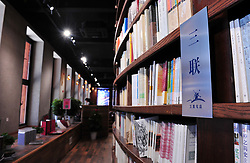 April 25, 2018 - Beijing, Beijing, China - Beijing, CHINA-25th April 2018: The 24-hour Sanlian Taofen Bookstore opens at Sanlitun in Beijing. (Credit Image: © SIPA Asia via ZUMA Wire)