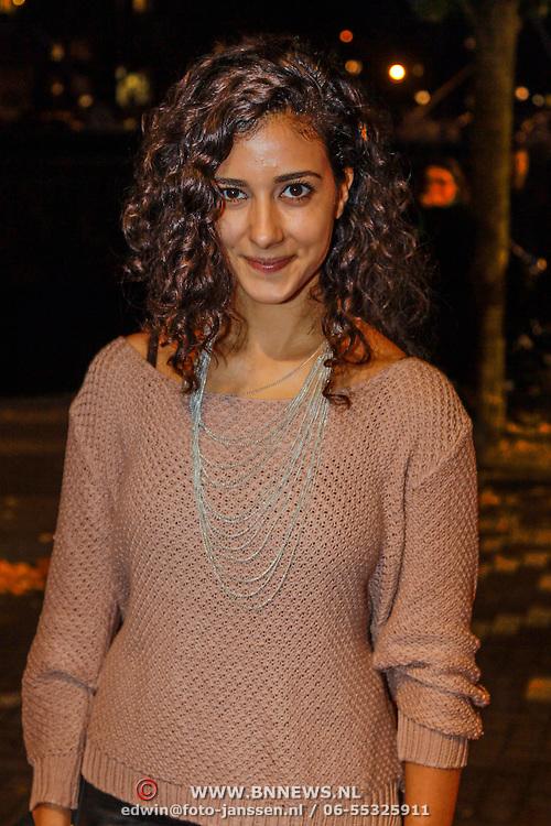 NLD/Amsteram/20121021- Premiere HEMA de Musical, Toprak Yalçiner