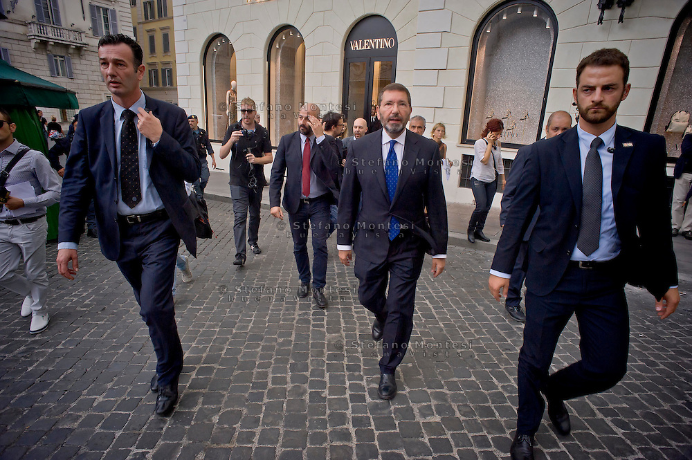 Roma 7 Ottobre 2015<br />