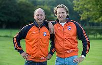 BLOEMENDAAL - Dames I , seizoen 2015-2016.  coaches Jorge Nolte en  Teun de Nooijer  . COPYRIGHT KOEN SUYK