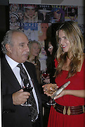 Sir Philip Green and Celia Walden, Vogue 90th birthday party and to celebrate the Vogue List, Serpentine Gallery. London. 8 November 2006. ONE TIME USE ONLY - DO NOT ARCHIVE  © Copyright Photograph by Dafydd Jones 66 Stockwell Park Rd. London SW9 0DA Tel 020 7733 0108 www.dafjones.com