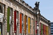 Dresden Neustadt, Markthalle,  Dresden, Sachsen, Deutschland.|.Dresden, Germany,  Dresden Neustadt, market hall